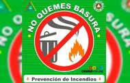 Fuertes vientos por el paso del frente frío número 23 podrían generar incendios en Chiapas: Protección Civil