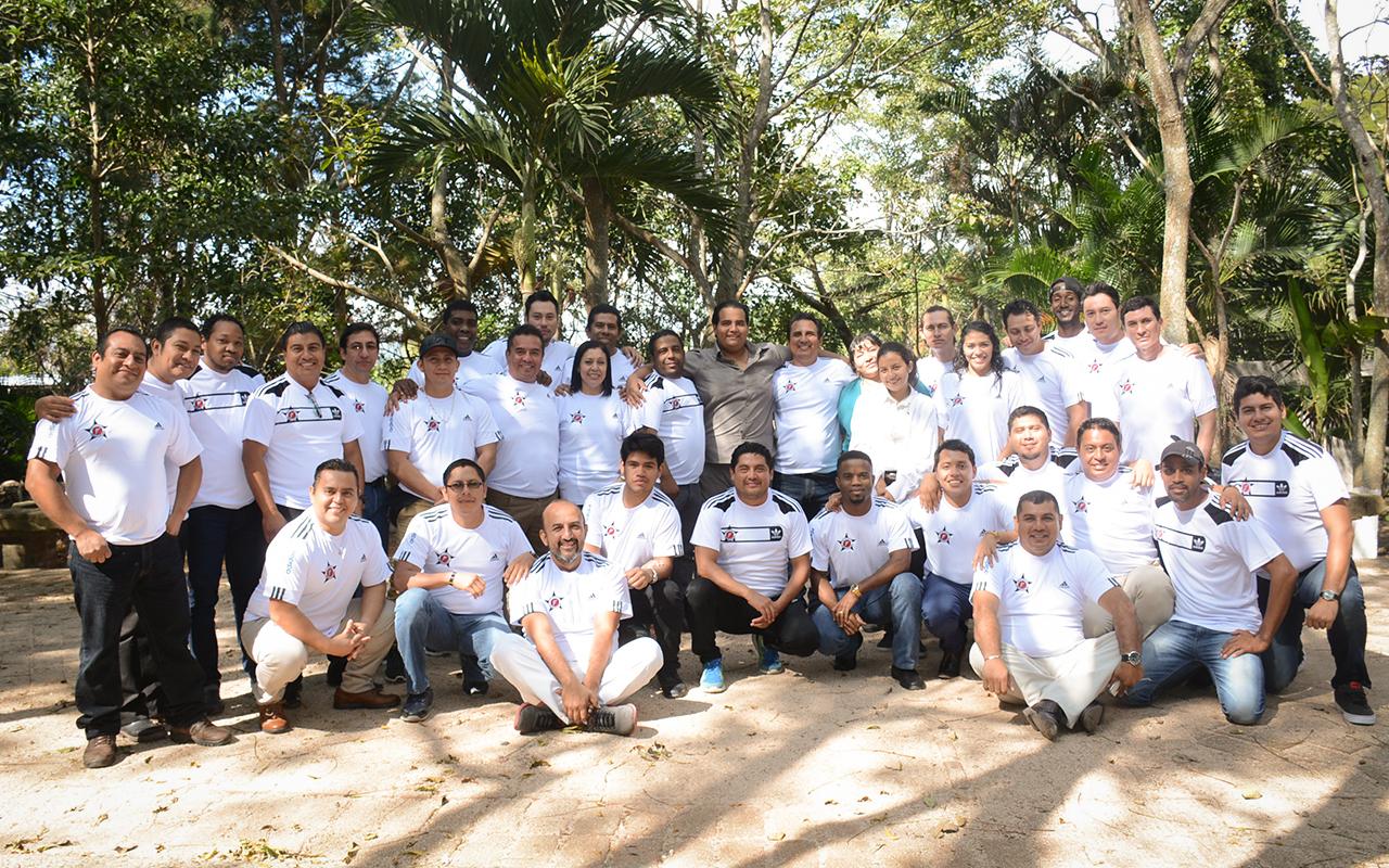 TKD Panamericano con reunión de fin de año