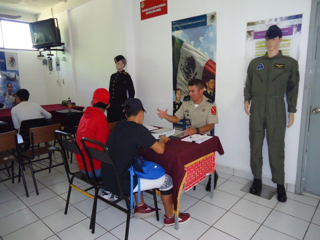 La Universidad del Ejército y Fuerza Aérea Mexicana, inicia su Proceso de Admisión 2018