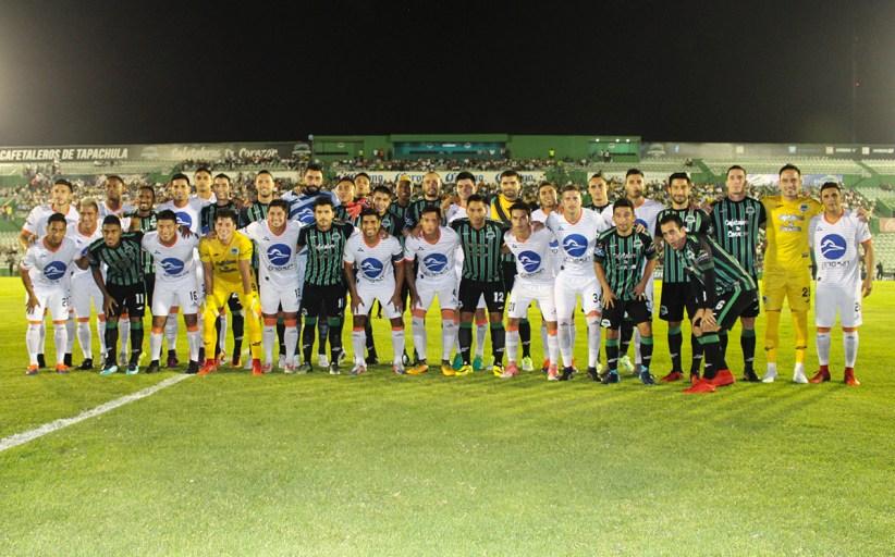 Cafetaleros y Correcaminos empatan a un gol