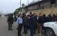 Asegura FGE droga y un vehículo robado durante cateo en Yajalón y Chilón