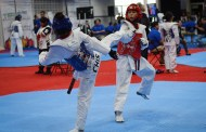 Taekwondo con eliminatoria estatal