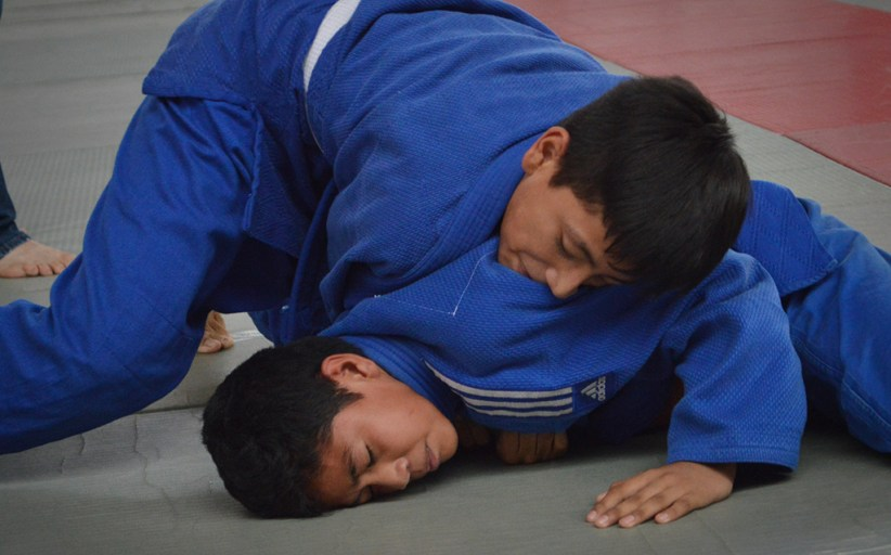 Selección Chiapas de judo asiste a Nacional