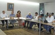 Estrechan colaboración ante solicitud de consulta pública en Oxchuc