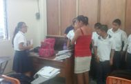 "Implementa FGE operativo ""Mochila"" en  Palenque"