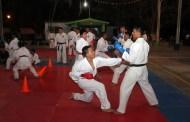 Karate integra preselección estatal