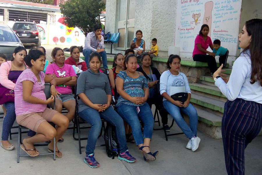 SS crea Club de Embarazadas para disminuir muerte materna