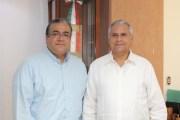 Se reúne Fiscal General con  Visitador de la CNDH