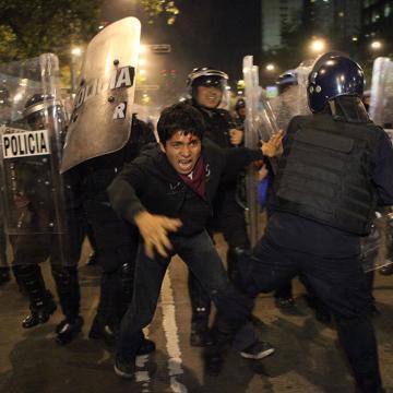 La CNDH informará sobre detenciones arbitrarias