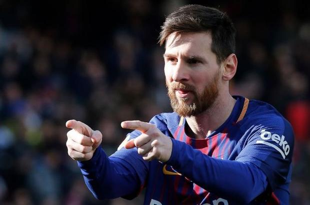 Lionel Messi en la órbita del fútbol Chino