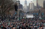 Fans de los Eagles salen a festejar su primer título