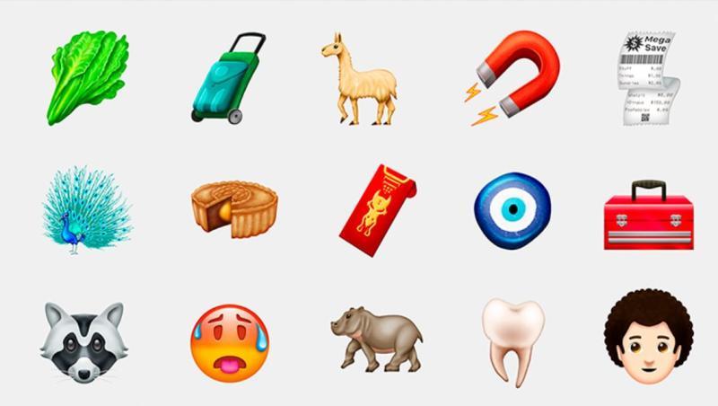 Así serán los nuevos Emojis que llegarán a tu celular
