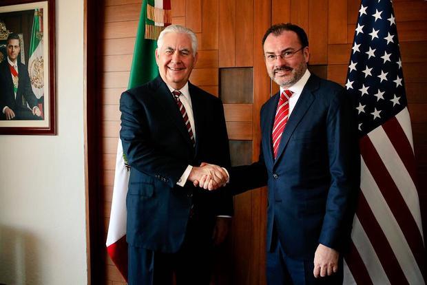 México y EU refrendan cooperación para promover seguridad bilateral
