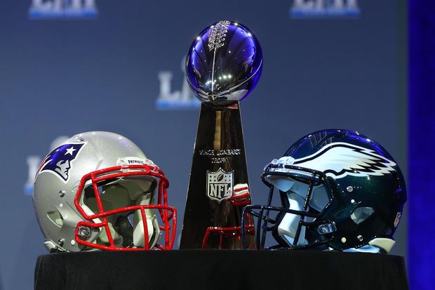Jugarán Patriots y Eagles el Super Bowl más frío de la historia