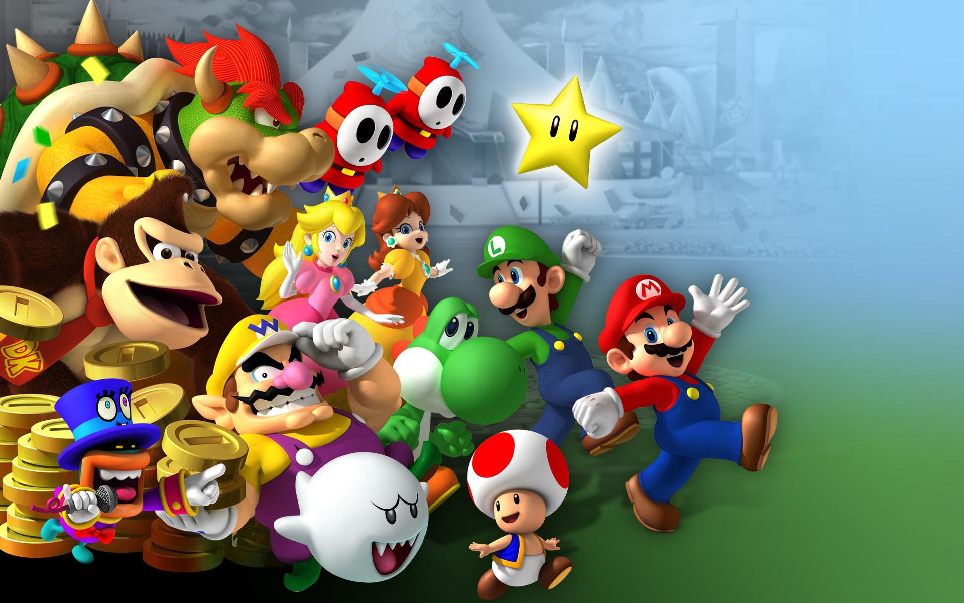 ¡Es oficial! Mario Bros tendrá película