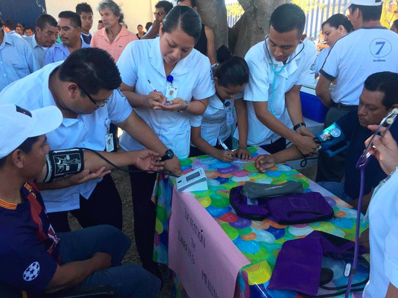 """Más de 2 mil hombres participaron en la campaña """"Movimiento Azul"""""""