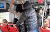 Mayoría de mujeres mexicanas se siente incómoda en transporte público