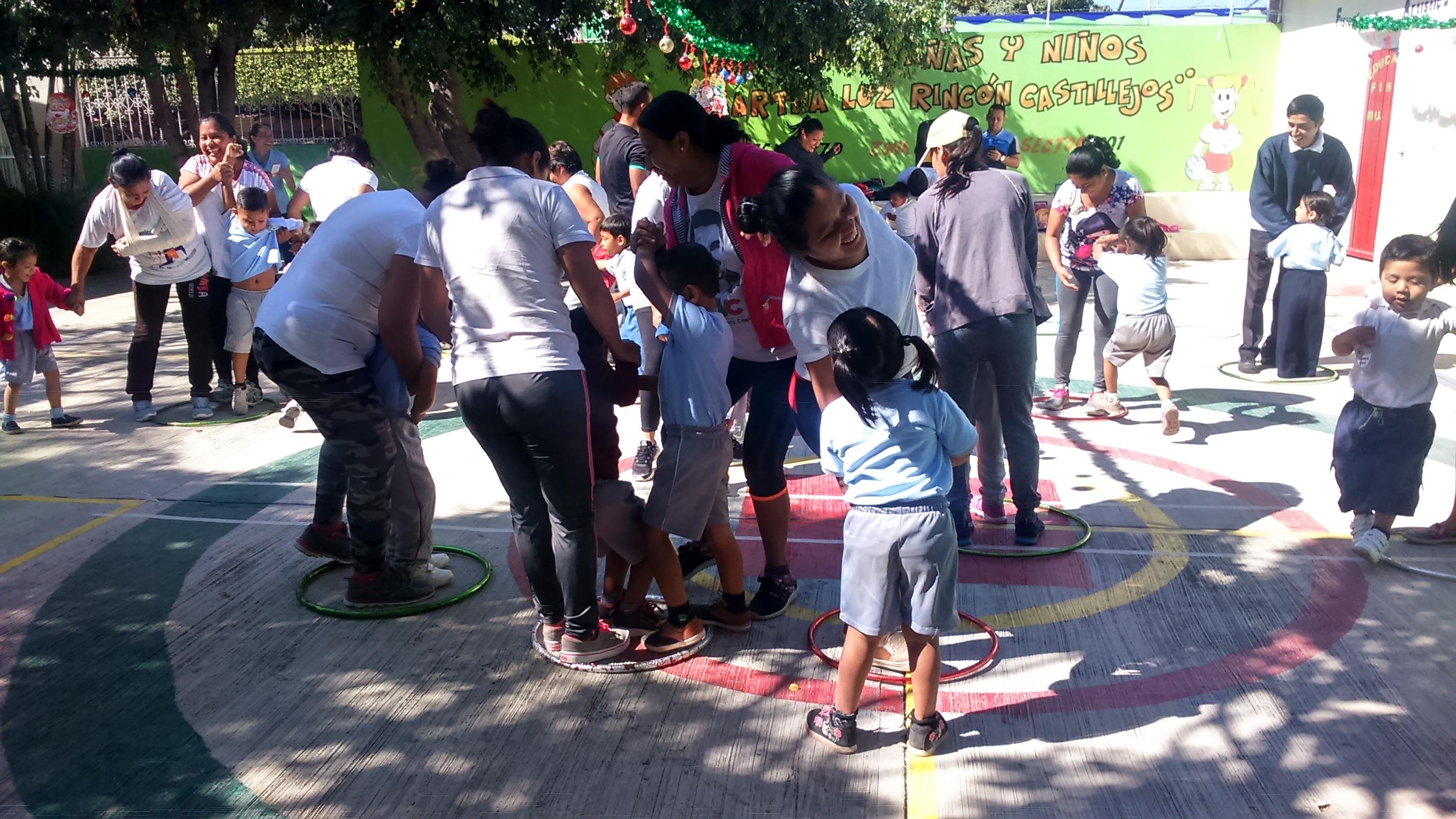 Continúa Secretaría de Educación fomentando ambientes escolares sanos y libres de violencia