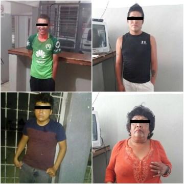 Detenidos confiesan que les pagaron por bloquear la Calzada al Sumidero