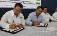 Cobach y Colegio Chiapaneco de Ingenieros Civiles firman convenio
