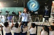 Aprendizaje y recreación en Planetario Cobach