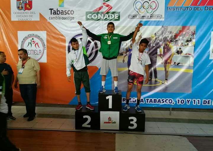 Chiapas con excelentes resultados en el 2° Torneo Zona Sur de Luchas