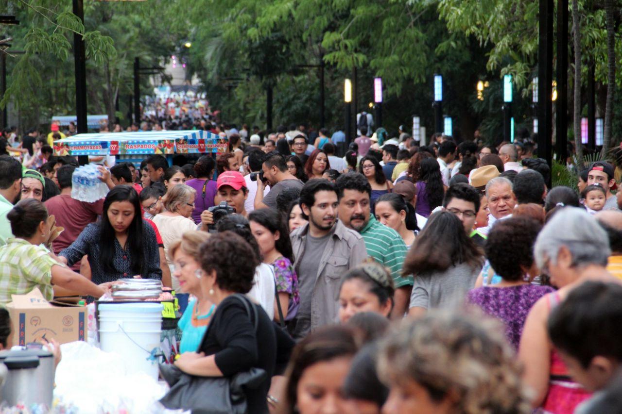 El rescate de espacios públicos ha sido una prioridad para Fernando Castellanos