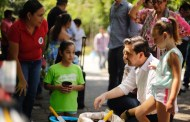 Domingo Cultural en la capital Chiapaneca