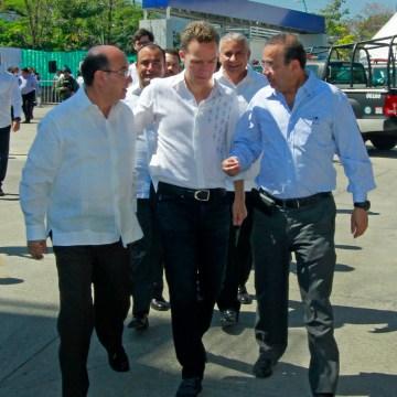 Coordinación de EPN y MVC hace posible un Chiapas más seguro