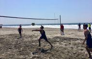 Definen selección de voleibol de playa