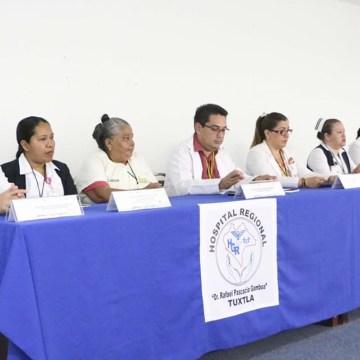 """Hospital """"Pascacio Gamboa"""" se alinea a metas internacionales sobre seguridad del paciente"""