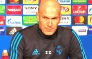 Zidane asegura que Real Madrid está acostumbrado a jugar bajo presión