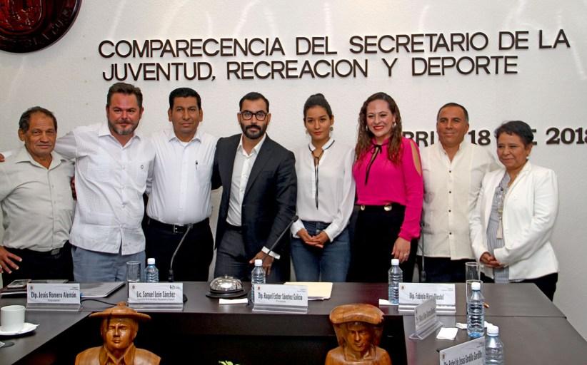 La juventud y el deporte prioridades fundamentales en Chiapas
