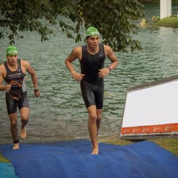 Triatletas clasifican a Olimpiada y Nacional Juvenil