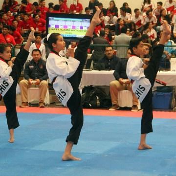 Chiapas acumula 43 medallas en Regional de Taekwondo