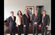 Reunión de trabajo para fortalecer acciones de reducción de riesgos de desastres en Chiapas