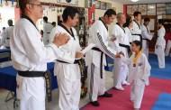 """TKD Panamericano """"Centro"""" formó parte del examen de grados menores"""