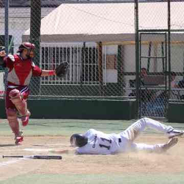 Softbol por boleto a la Olimpiada y Nacional Juvenil
