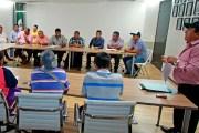Habitantes de Cuxuljá gestionan mejoras para su comunidad
