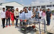 Exposición de Proyectos Híbridos  en la Politécnica de Chiapas
