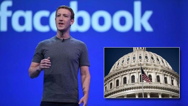Zuckerberg acepta comparecer en el Congreso de EU por fuga de datos