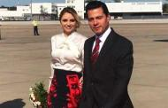 Llega Peña Nieto a Alemania para gira de trabajo