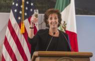 'Washington trabajará con quien resulte ganador': Roberta Jacobson