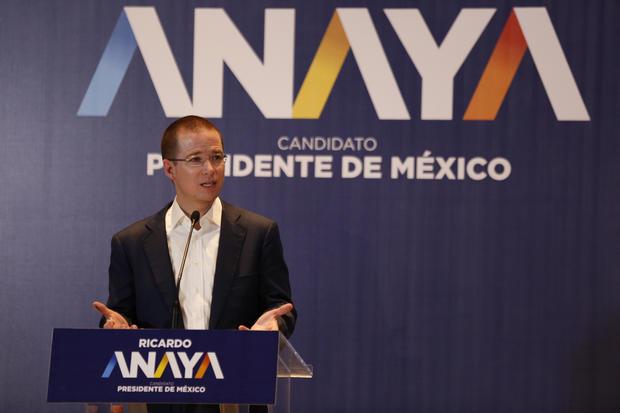 Propone Anaya un cambio de estrategia en seguridad
