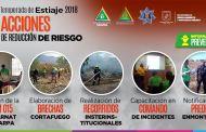 Sanción a toda persona que realice quema de pastizales en Tuxtla Gutiérrez