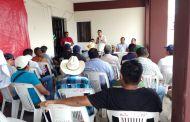 Ganaderos de la Costa y autoridades Ejidales participan con FGE en materia de prevención del delito