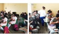 """Más de 200 estudiantes participan durante   operativo """"Mochila"""" en Chiapa de Corzo: FGE"""