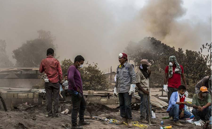 Encuentran más restos humanos en Guatemala