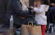 Londres investiga a pandilla de niños que asalta con abrazos