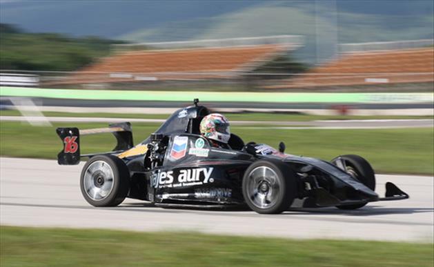 Serial de automovilismo Young Rabbits F1.8